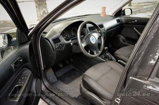 Volkswagen Bora BLACK 2.0 85kW