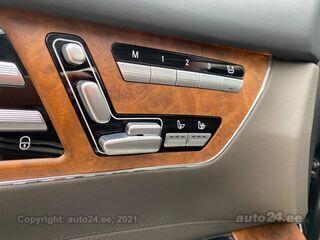 Mercedes-Benz CL 63 AMG Designo 6.2 386kW