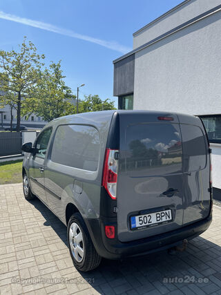 Renault Kangoo 1.5 66kW