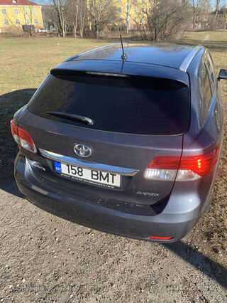 Toyota Avensis 2.0 112kW