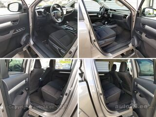 Toyota Hilux 37 inch off road package 2.4 D4D 110kW