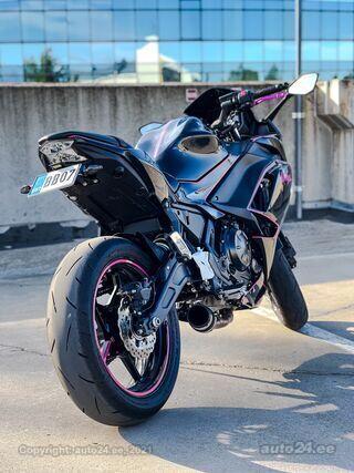 Kawasaki Ninja 650 50kW
