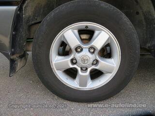 Toyota Land Cruiser 4.2 150kW