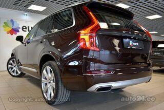 Volvo XC90 AWD 4C B&W LUX INSCRIPTION XENIUM INTELLI FUL 2.0 D5 WINTER PRO MY2018 173kW