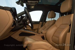 Porsche Macan S Facelift 3.0 260kW