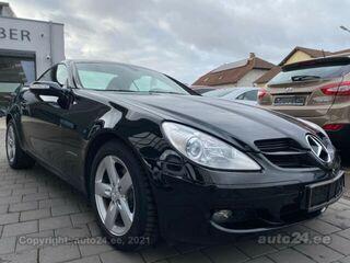 Mercedes-Benz SLK 200 2.0 120kW