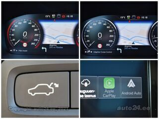 Volvo V90 Cross Country AWD 4C Cam Hud INSCRIPTION INTER 2.0 D4 WINTER 140kW