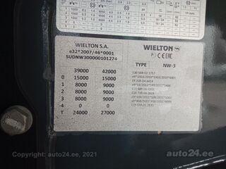 Wielton NW3 A48m3 SKDSL68 Super Light 6020 kg