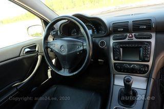 Mercedes-Benz C 200 1.8 Kompressor 120kW