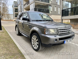 Land Rover Range Rover Sport 3.6 200kW