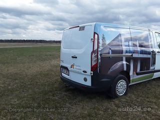 Ford Transit Custom 74kW