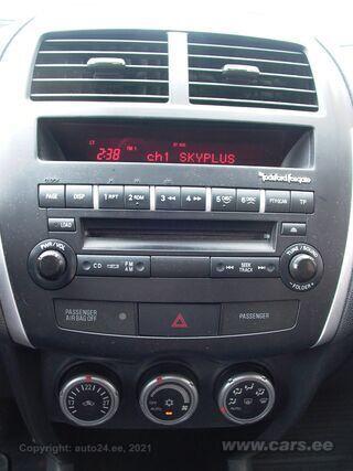 Mitsubishi ASX 1.6 86kW