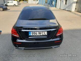Mercedes-Benz E 220 2.0 143kW