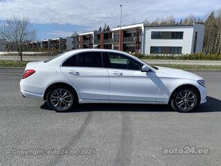 Mercedes-Benz C 200 1.6 Bluetec 100kW