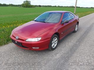 Peugeot 406 Coupe 2.0 97kW