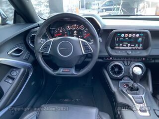 Chevrolet Camaro SS 6.2 V8 339kW