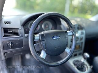 Ford Mondeo 2.0 TDCI 85kW