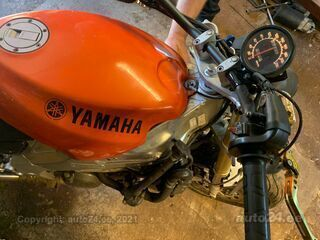 Yamaha SZR 660 35kW