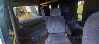 Chevrolet Chevy Van 6.2 V8 97kW