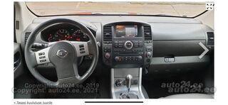 Nissan Navara 3.0 V6 170kW