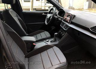 SEAT Tarraco Xcellence 2.0 TSI 140kW