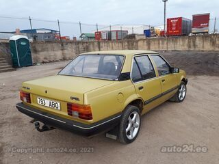Opel Ascona 1.3 44kW