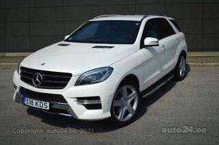 Mercedes-Benz ML 350 DISTRONIC AMG LINE 3.0 190kW