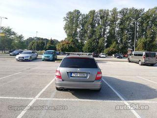Mercedes-Benz C 200 1.8 135kW