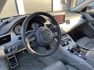 Audi S8 4.0 V8 382kW