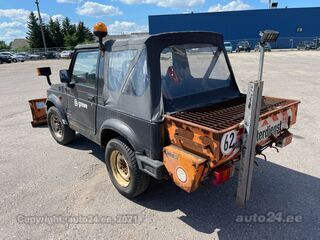 Suzuki Samurai 51kW