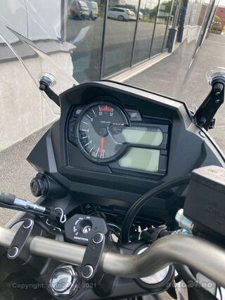 Suzuki V-Strom 650 V2