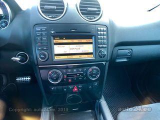 Mercedes-Benz ML 320 CDI Facelift 3.0 165kW