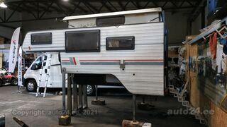 Tischer PickUp Camper Typ 125 3.6