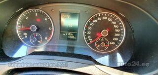 Volkswagen Sharan 2.0 110kW