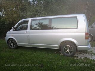 Volkswagen Transporter 2.5 96kW