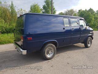 Chevrolet Chevy Van 6.5 119kW