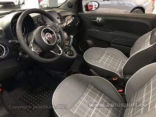 Fiat 500C Lounge Cabrio Navi 5AT 1.2 51kW