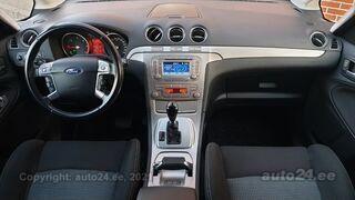 Ford S-MAX TITANIUM 2.0 103kW