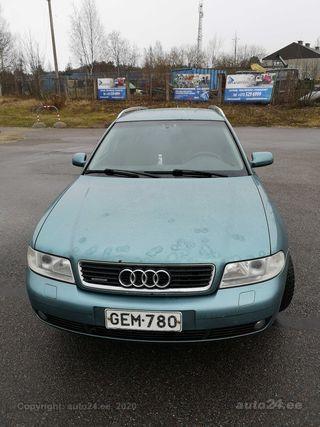 Audi A4 1.9 85kW