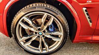 BMW X4 M40 M-PERFOMANCE Aerodynamic pakett 3.0 240kW