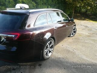 Opel Insignia 1.6 TDI 100kW