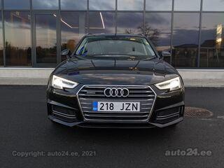 Audi A4 S-Line Quattro We-basto 2.0 S Line 140kW
