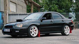 Subaru Impreza 2.0 165kW