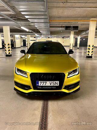 Audi A7 S-line 3.0 180kW