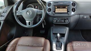 Volkswagen Tiguan R-Line Facelift 2015 2.0 103kW