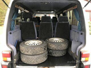 Volkswagen Transporter CL VIP 2.5 R5 65kW