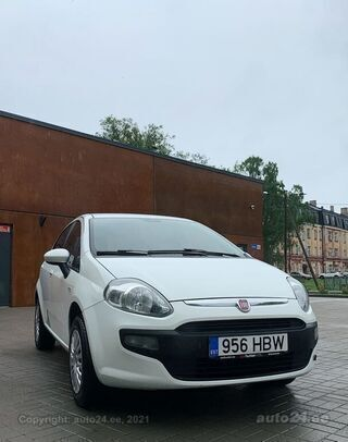 Fiat Punto Evo 1.4 57kW