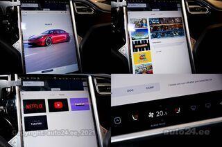 Tesla Model S 75D Standard Range 158kW