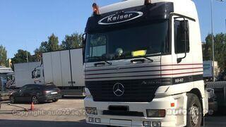 Mercedes-Benz Actros 12.0 V6 290kW