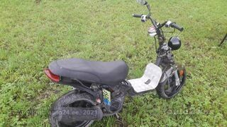 Yamaha TY 125 7kW